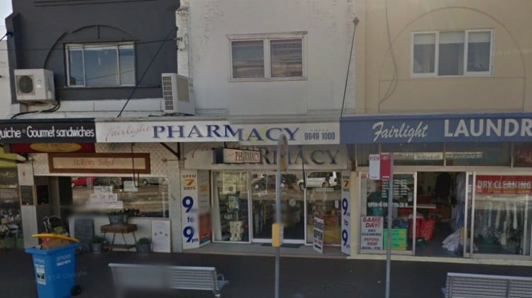 Pharmacy physics sydney