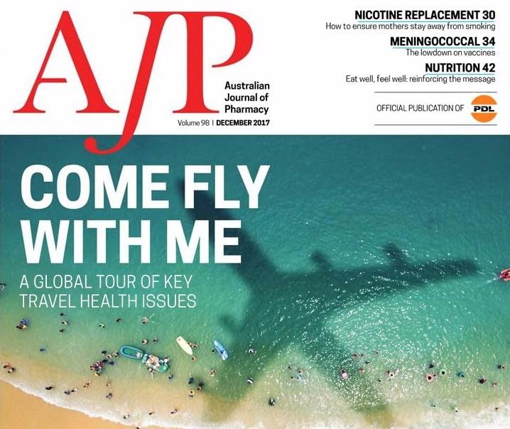 AJP Online magazine