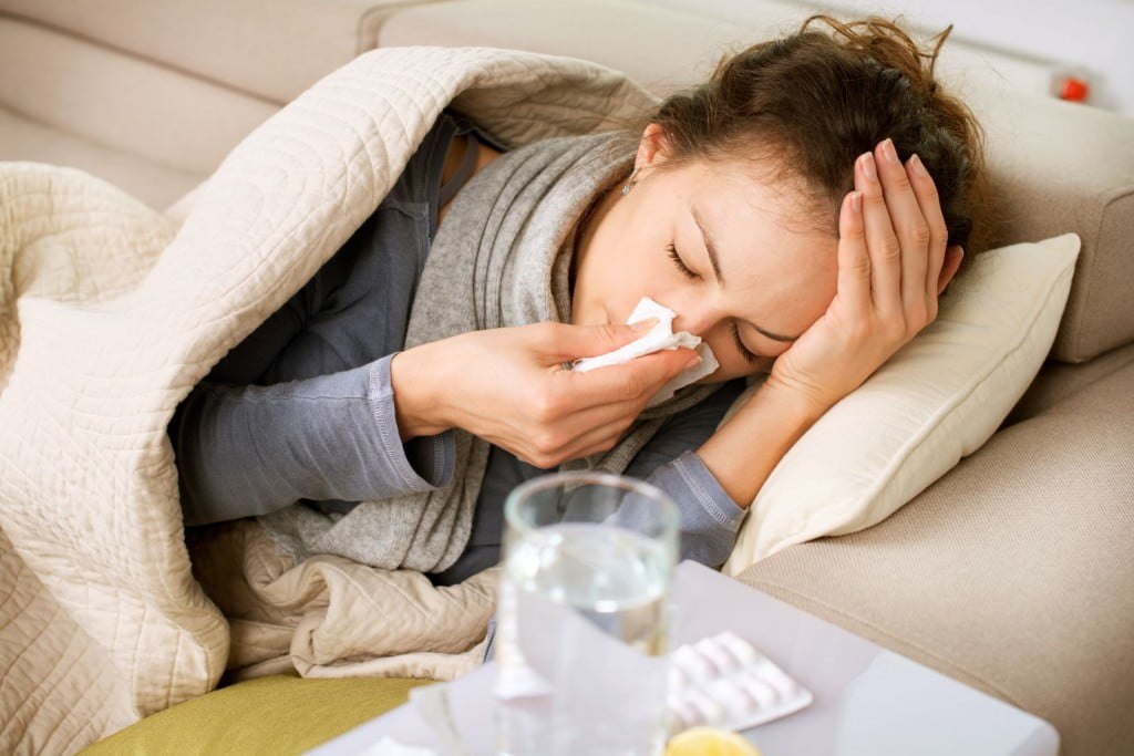 Five Ways to Stay Healthy During Flu Season