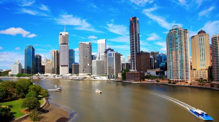 preventive health: Brisbane on sunny day
