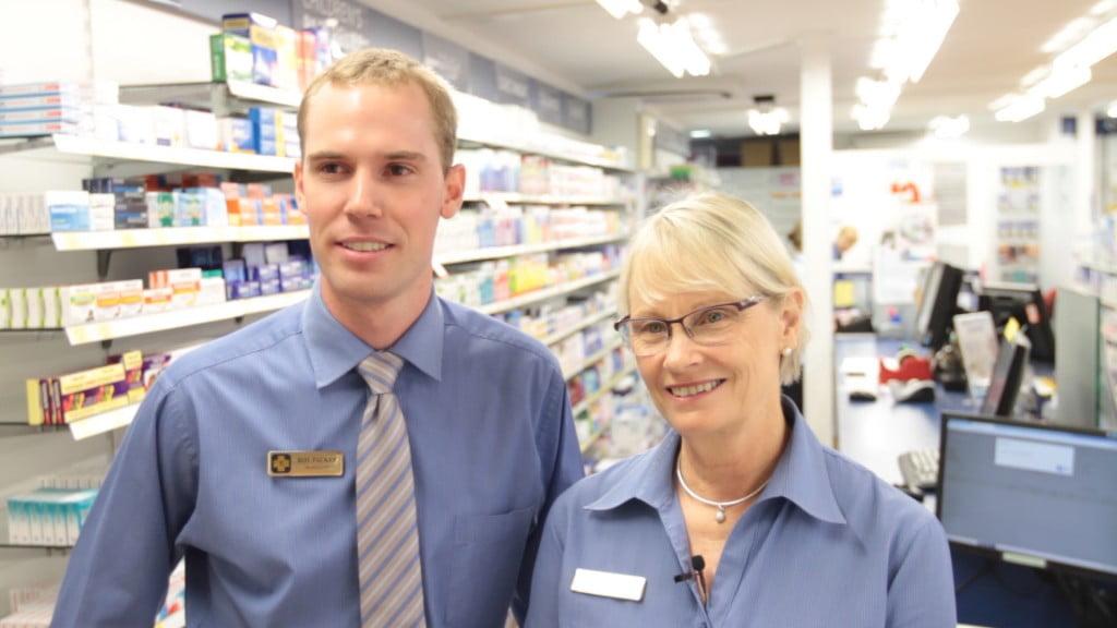 Roy and Barbara Packer Super Pharmacy Plus QLD