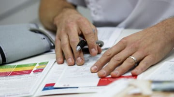 blood pressure checks: hands on assessment paper