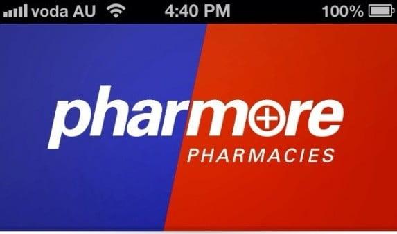 Pharmore phone app