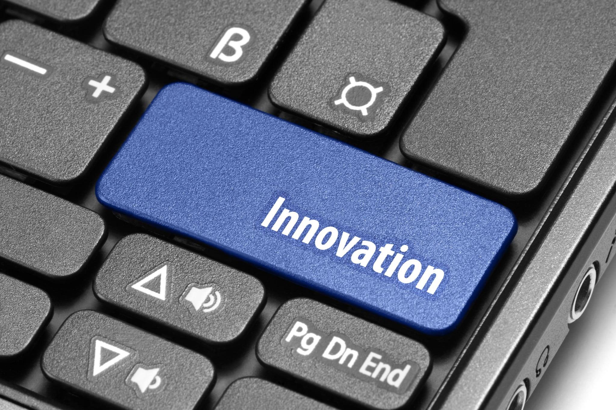 """innovation"" hot key on keyboard"