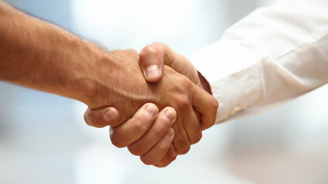 handshake: 5cpa