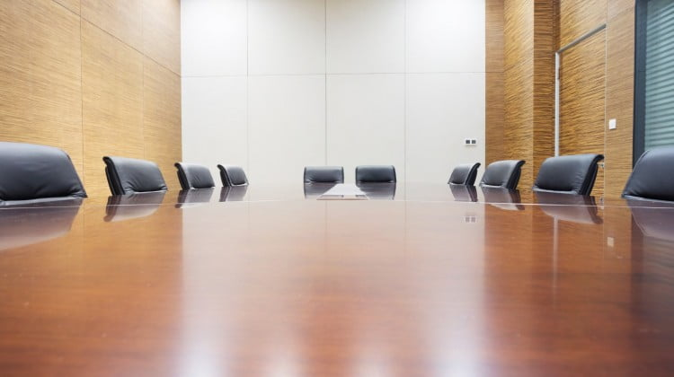 competency standards: meeting room