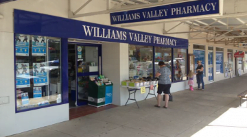 Dungog's Williams Valley Pharmacy