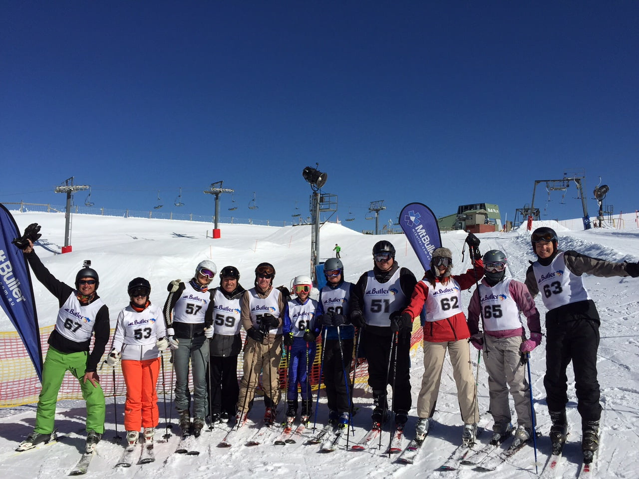snow business participants