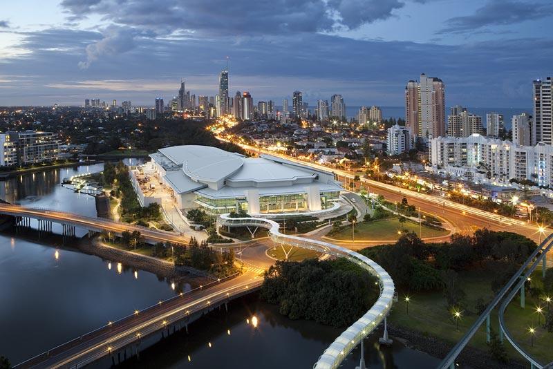 GCEC - venue for APP2016