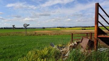 pretty rural scene