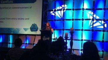 ASMI diamond awards presentation