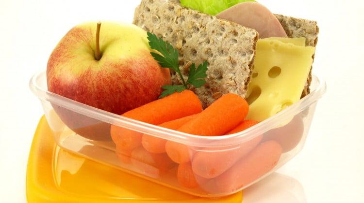 healthy back to school lunchbox