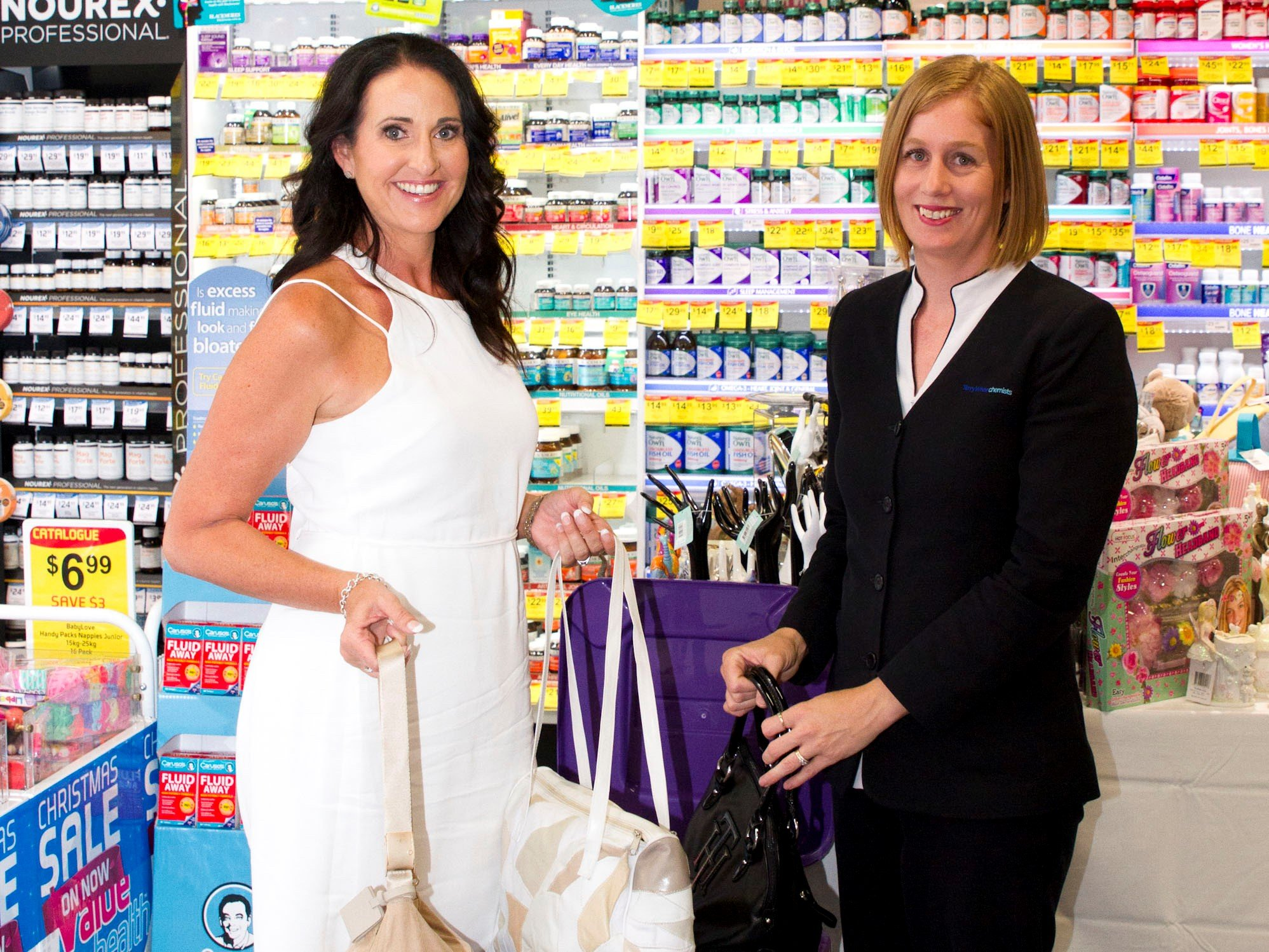 Share the Dignity's Rochelle with Renee from TWC Chermside