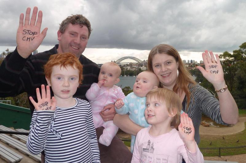 The Daly family, Hugh, Ellen, Emmaline, William, Grace and Kate