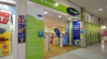 chemplus shopfront