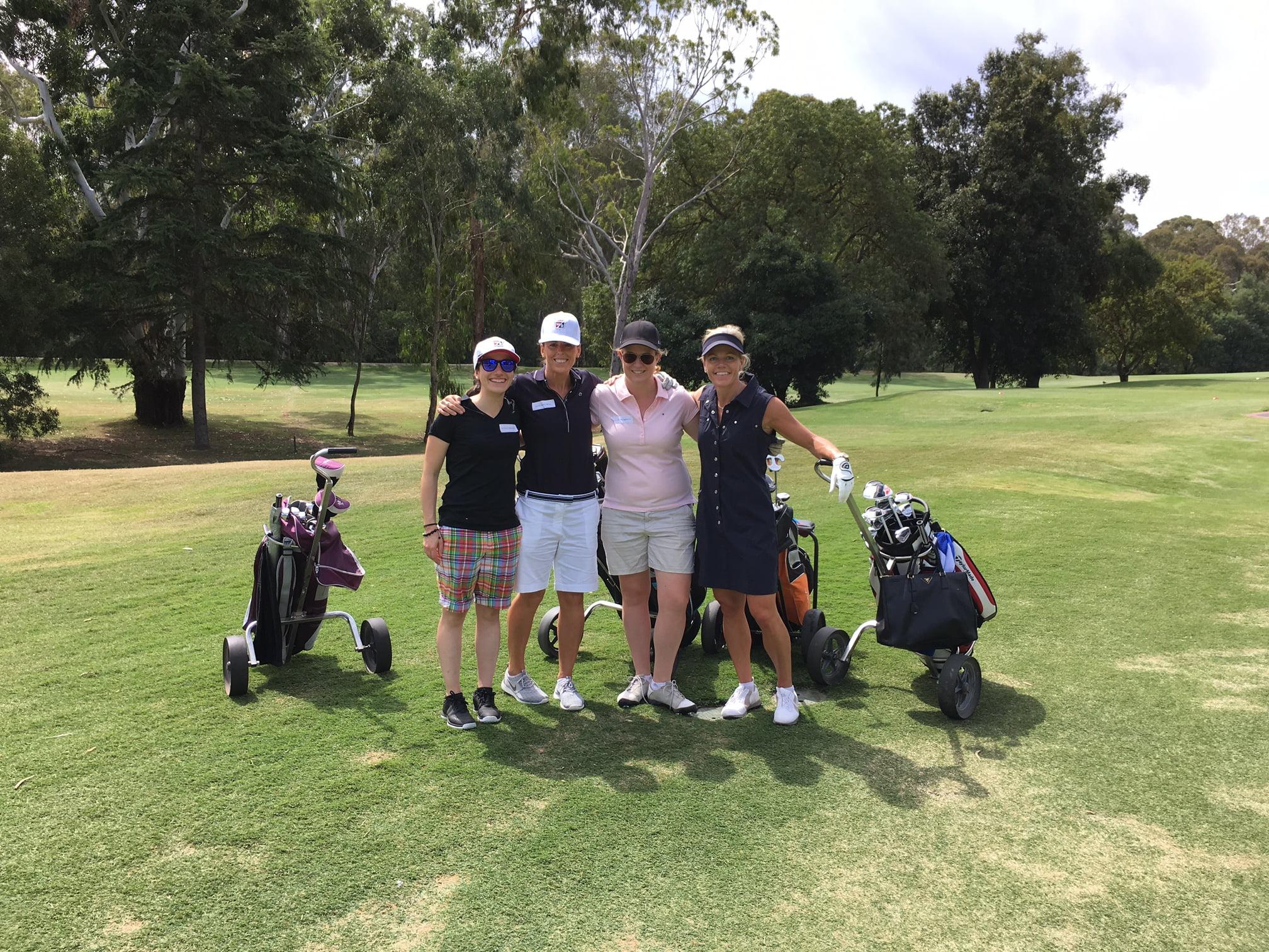 women in pharmacy golf day