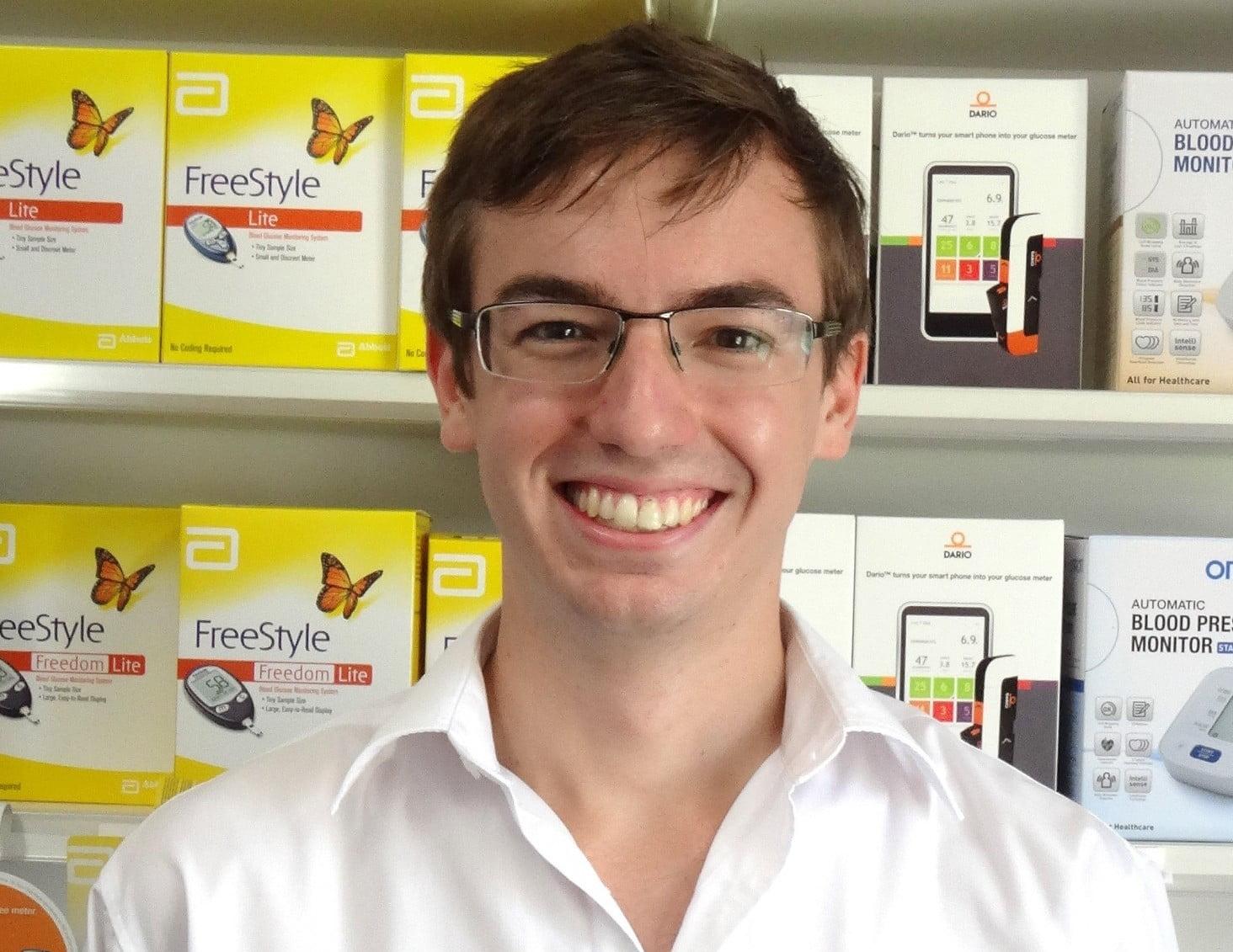 Liam Mendiolea