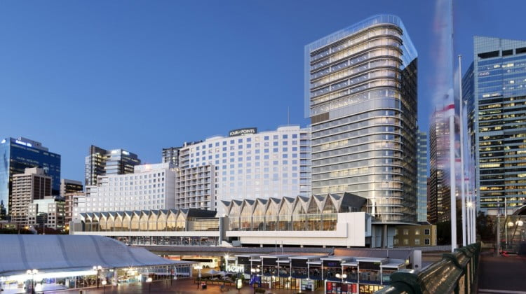 four points sheraton darling harbour