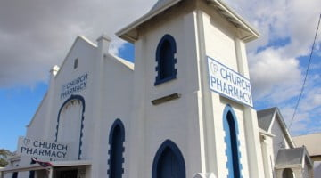 Bundaberg's Church Pharmacy