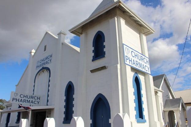 Bundaberg's Church Pharmacy
