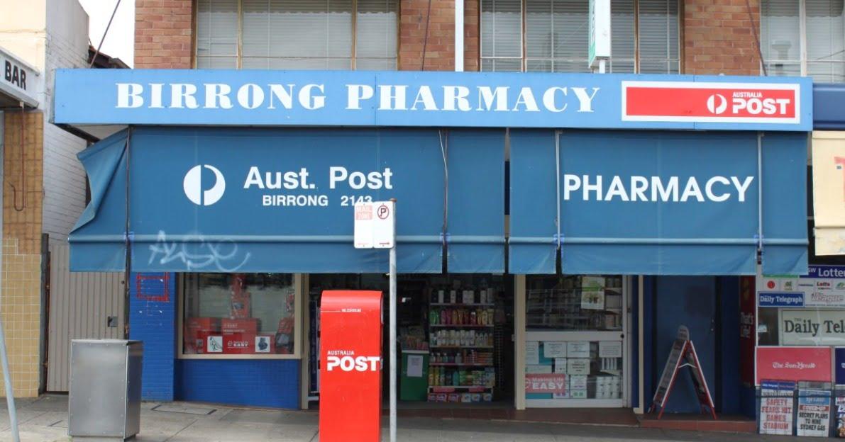 Birrong pharmacy