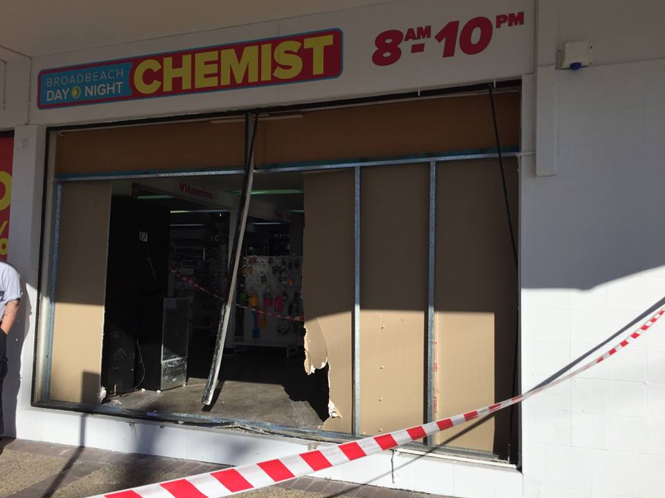 Broadbeach Day and Night Pharmacy cleanup