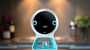 Pillo the home care pharmacy robot