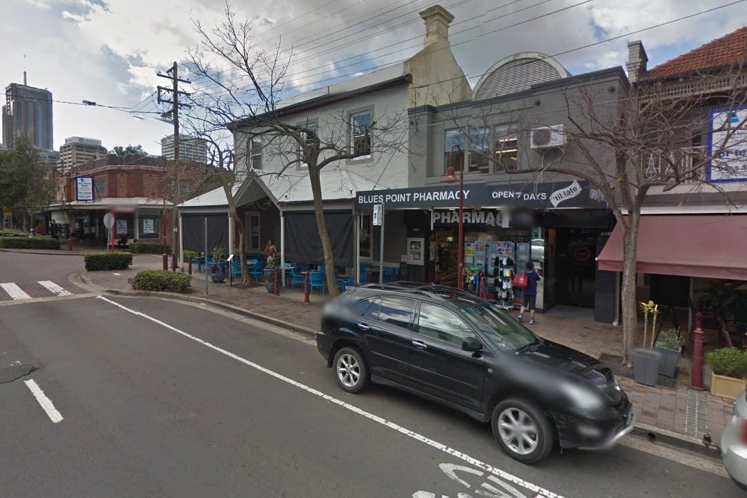 Blues point pharmacy