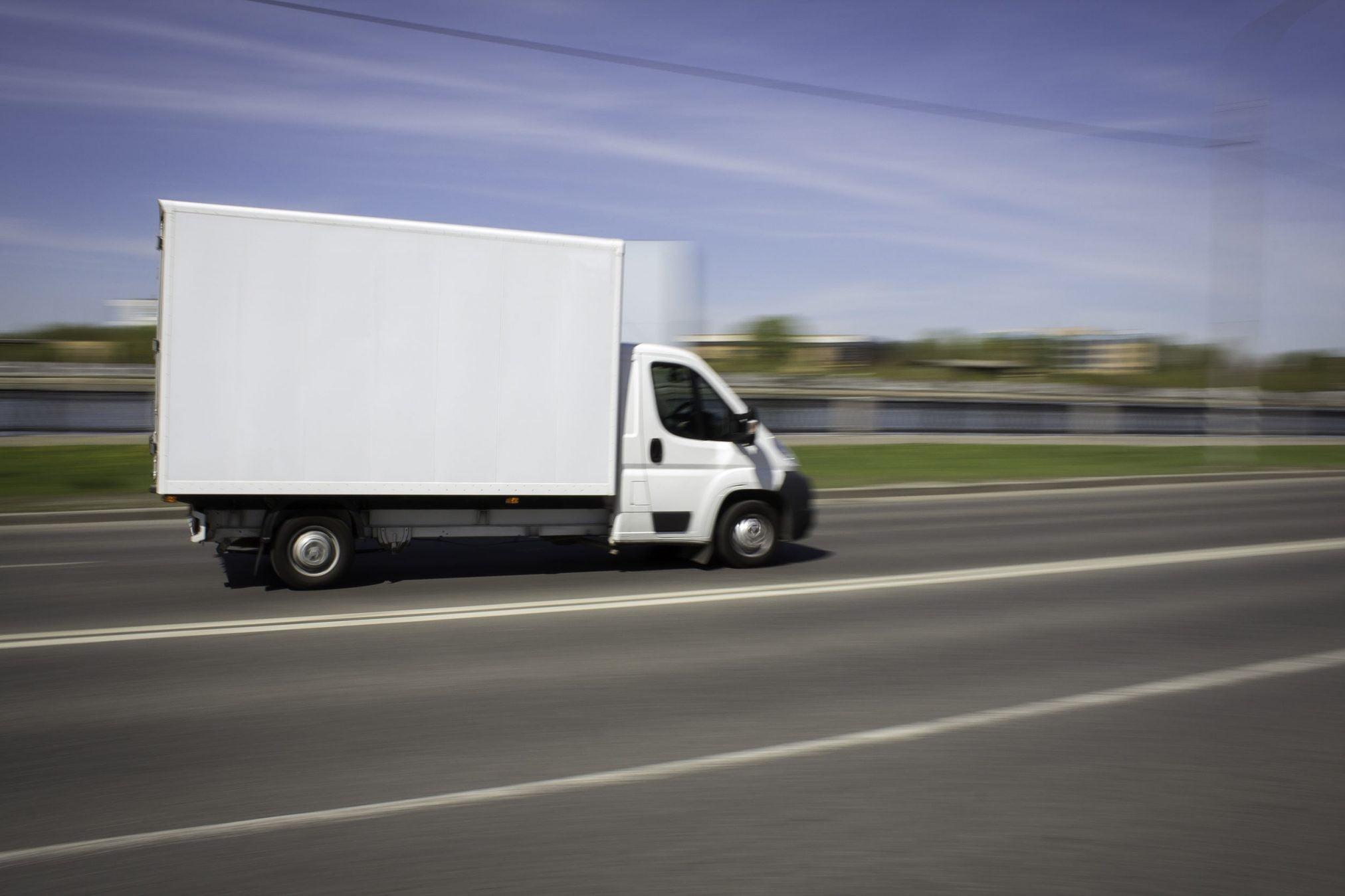 delivery van wholesaler