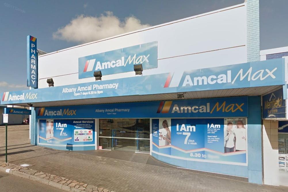 Amcal ALbany