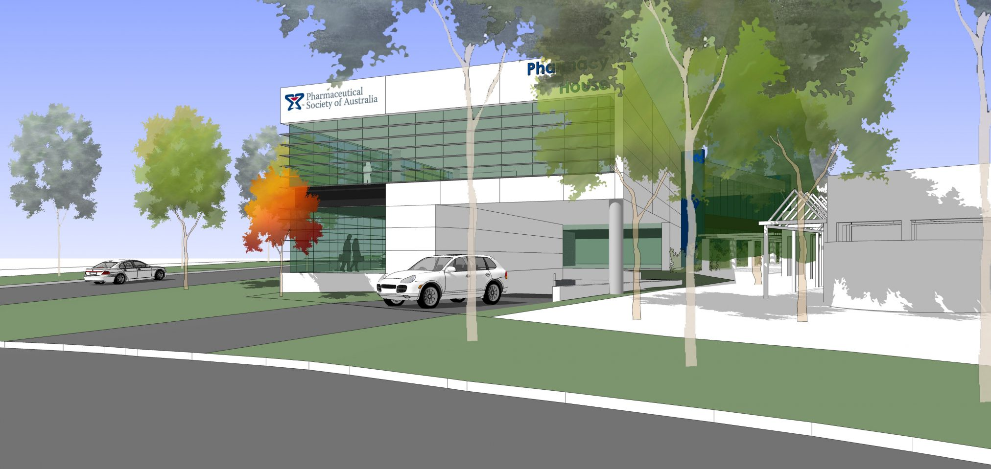 New Pharmacy House