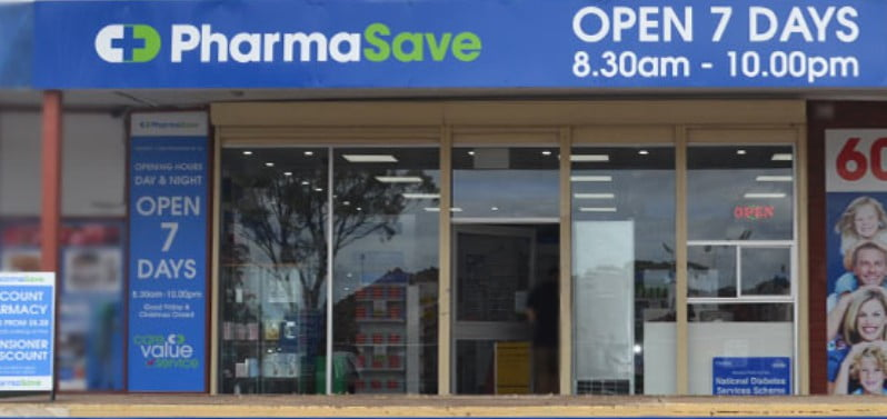 Pharmasave Elizabeth East.