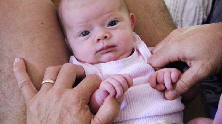 Dana McCaffery, baby
