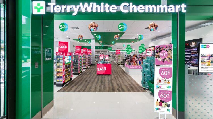 TerryWhite Chemmart shopfront