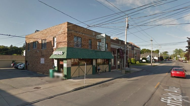 MacLeod's Pharmacy, Niagara Falls