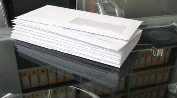 letters envelopes