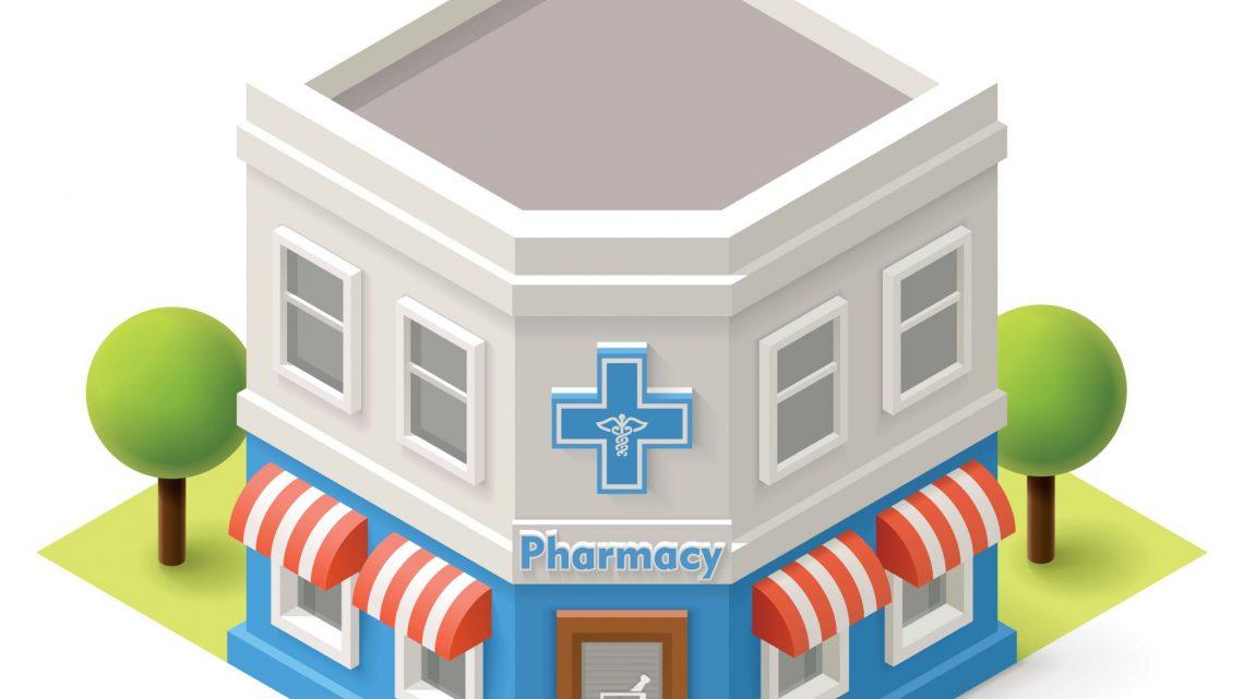 pharmacy vector