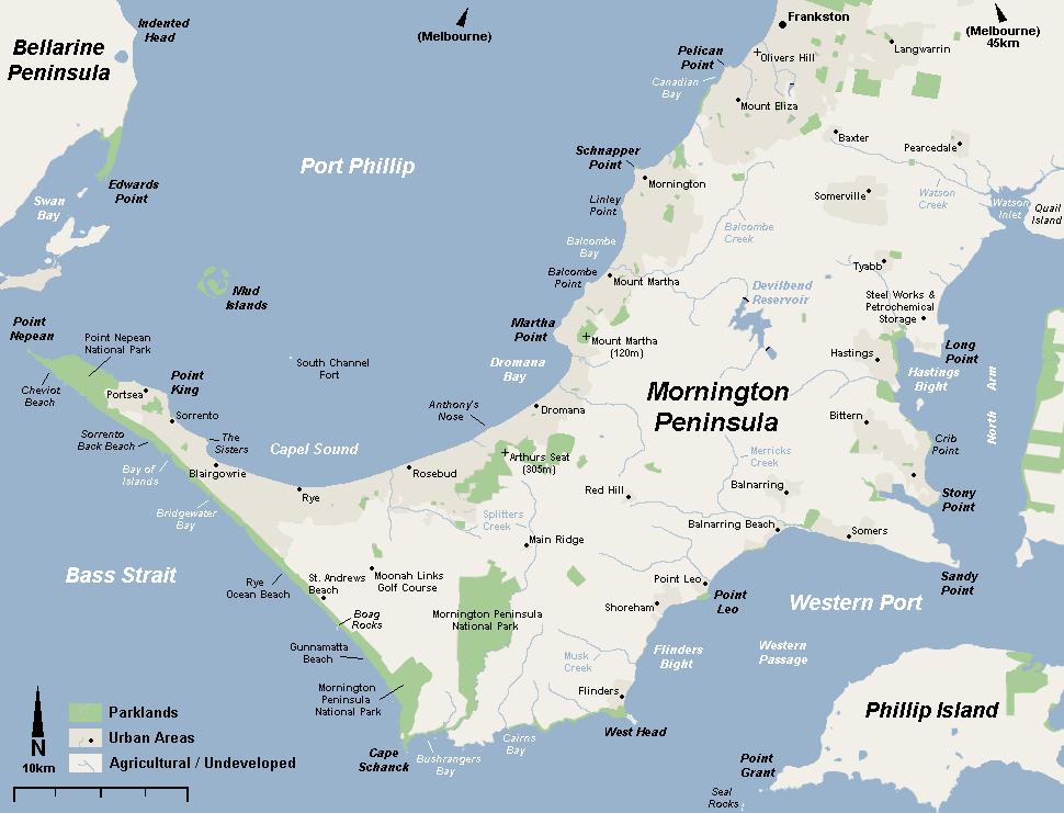 Mornington Peninsula And Philip Island Tour