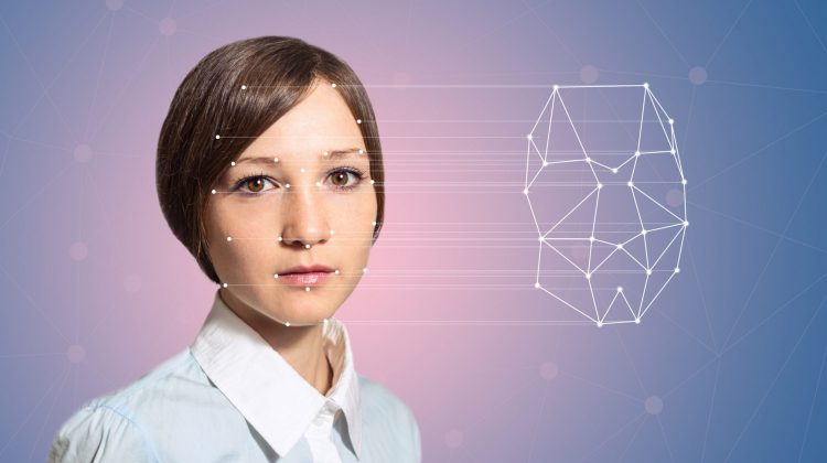 VR facial recognition technology