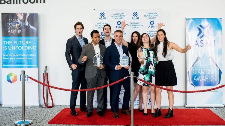 GSK ASMI awards