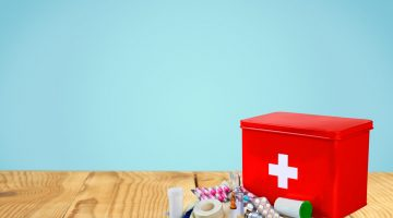 travel kit emergency first aid