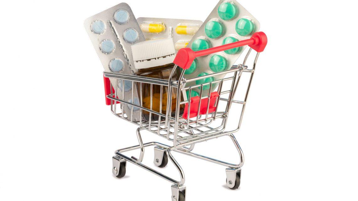 supermarket shopping retail
