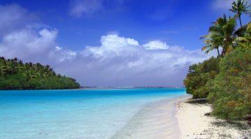 pacific beach cook islands