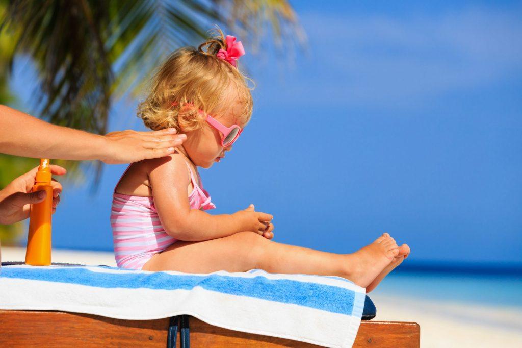 sunscreen skincare sun