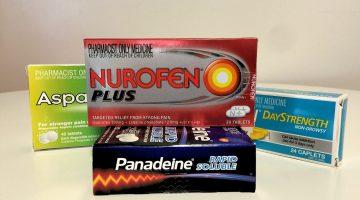 packs of OTC codeine
