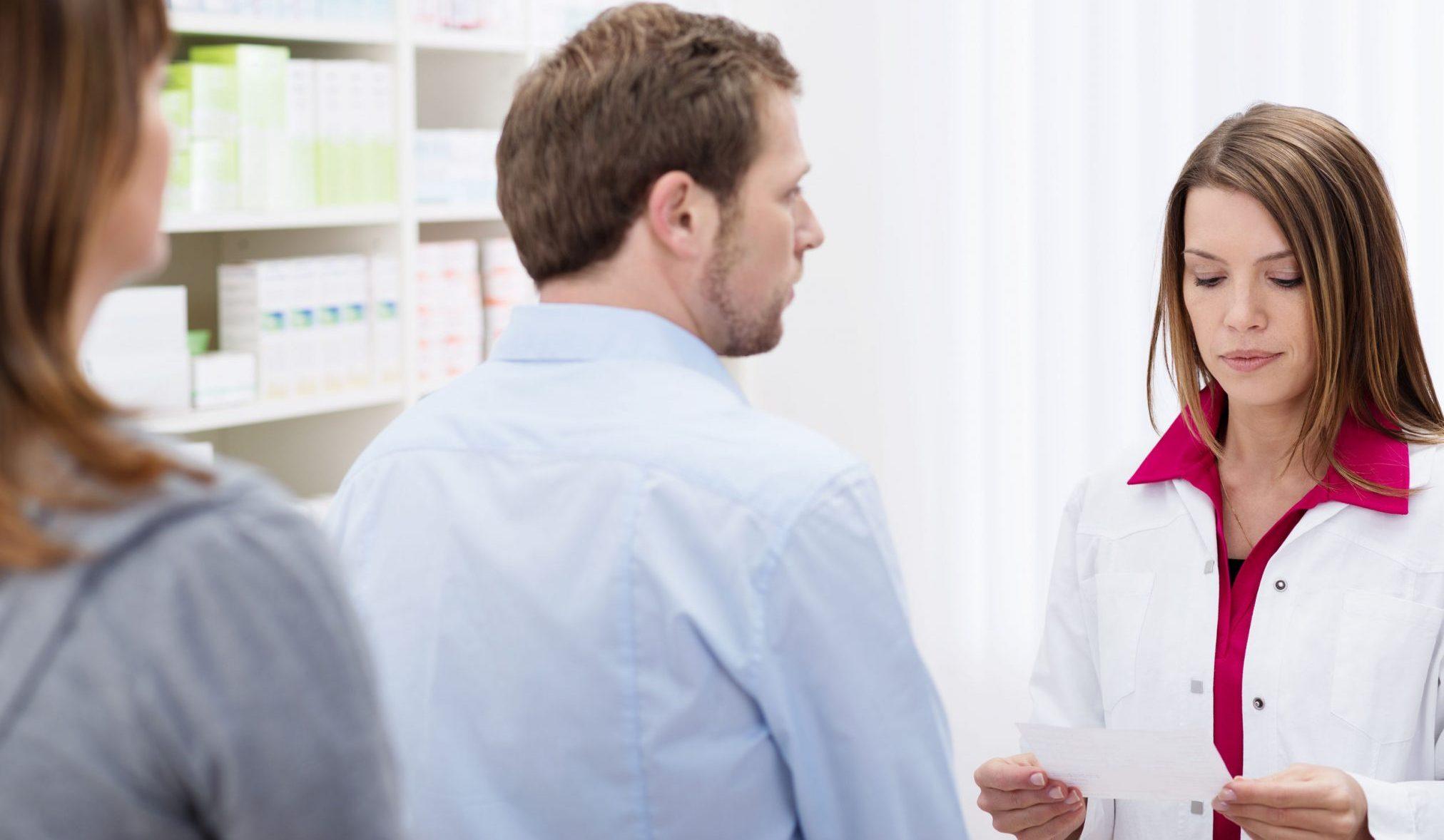 prescription pharmacist pharmacy customer patient