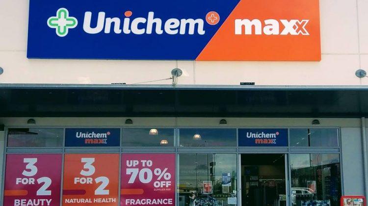 Unichem Maxx Botany, Auckland. Image: Facebook