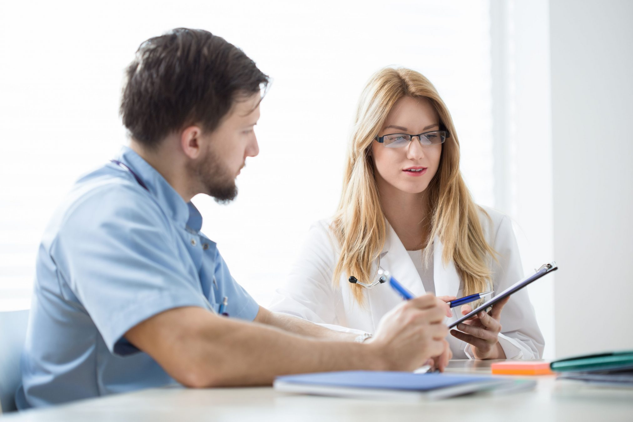 doctor pharmacist collaboration consultation pharmacists in general practice GP