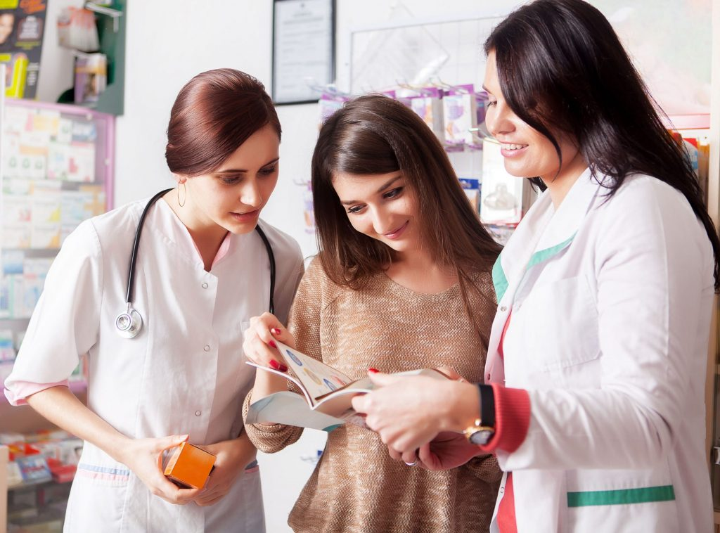 pharmacist GP collaboration pharmacists in general practice patient