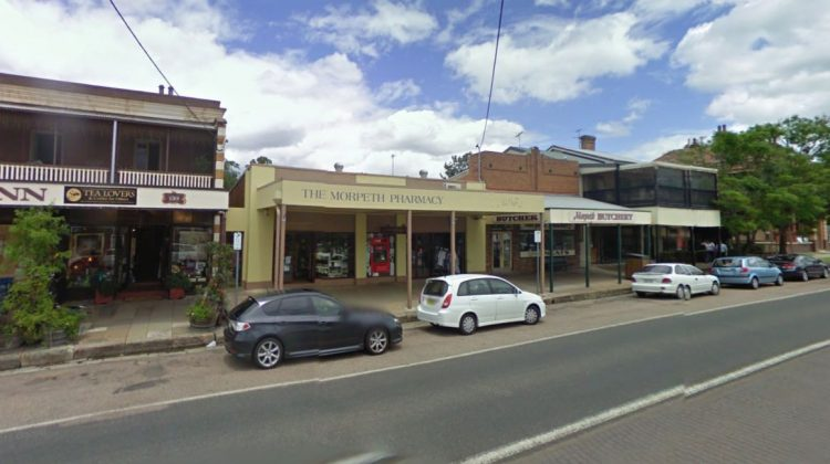 The Morpeth Pharmacy. Image: Google